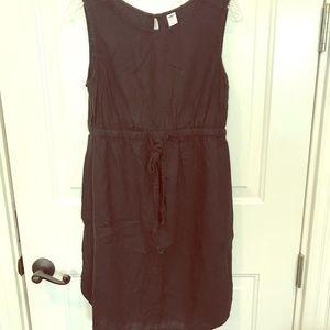 Old navy Linen maternity dress